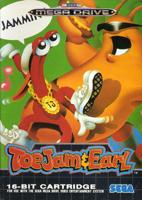 Photo de la boite de ToeJam And Earl