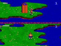 ToeJam And Earl, capture décran