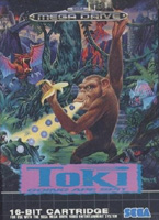 Photo de la boite de Toki - Going Ape Spit