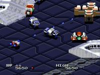 Viewpoint (Megadrive), capture décran