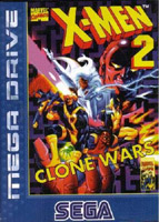 Photo de la boite de X-Men 2 - Clone Wars
