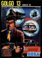 Photo de la boite de Golgo 13