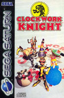Photo de la boite de Clockwork Knight
