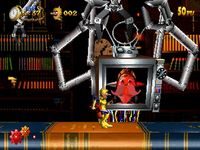 Clockwork Knight sur Sega Saturn