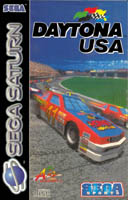 Photo de la boite de Daytona USA