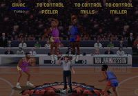 NBA Jam Tournament Edition, capture d'écran