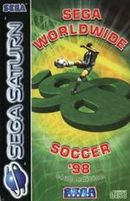 Photo de la boite de Sega Worldwide Soccer 98