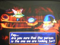 Shining Force 3, capture d'écran