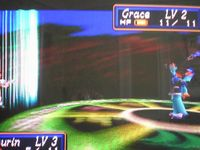 Shining Force 3 sur Sega Saturn