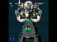 Strikers 1945 sur Sega Saturn
