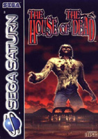 Photo de la boite de The House of the Dead