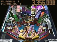 True Pinball sur Sega Saturn
