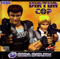Photo de la boite de Virtua Cop