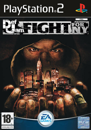 Photo de la boite de Def Jam - Fight for NY