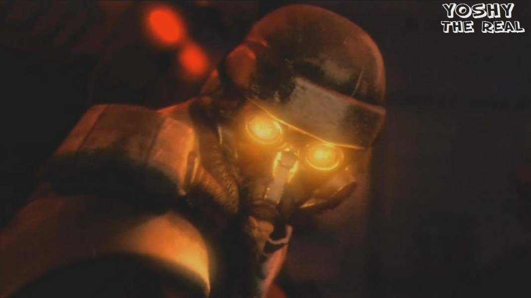 une photo d'écran de Killzone sur Sony Playstation 2