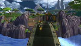 Ratchet et Clank, capture décran