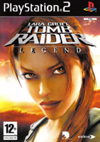 Photo de la boite de Tomb Raider Legend