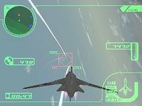 une photo d'écran de Ace Combat 3 - Electrosphere sur Sony Playstation
