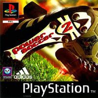 Photo de la boite de Adidas Power Soccer 2