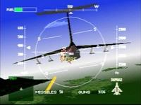 Air Combat, capture décran