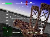 Air Combat sur Sony Playstation