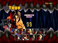 Bloody Roar 2, capture d'écran