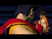 une photo d'écran de Bloody Roar 2 sur Sony Playstation