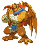 une photo d'écran de Breath of Fire 3 sur Sony Playstation