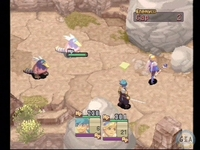 Breath of Fire 4, capture d'écran