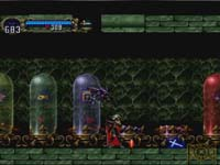 Castlevania - Symphony of the Night, capture décran