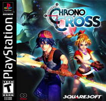Photo de la boite de Chrono Cross