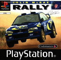 Photo de la boite de Colin McRae Rally