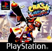 Photo de la boite de Crash Bandicoot 3