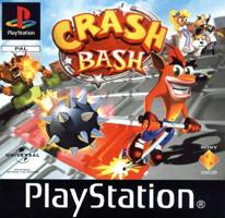 Photo de la boite de Crash Bash