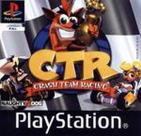 Photo de la boite de Crash Team Racing