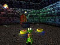 Croc - Legend of the Gobbos sur Sony Playstation