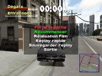 Driver 2 - Back on the Streets, capture décran