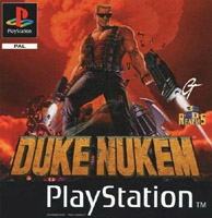 Photo de la boite de Duke Nukem - Total Meltdown