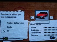 Europe Racing sur Sony Playstation