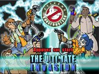 Extreme Ghostbusters - The Ultimate Invasion, capture décran