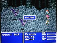 Final Fantasy 5 sur Sony Playstation