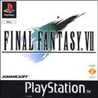 Photo de la boite de Final Fantasy 7
