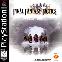 Photo de la boite de Final Fantasy Tactics