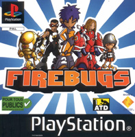 Photo de la boite de Firebugs