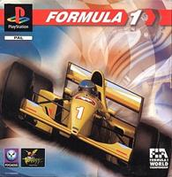 Photo de la boite de Formula One