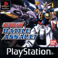 Photo de la boite de Gundam Battle Assault