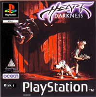 Photo de la boite de Heart of Darkness