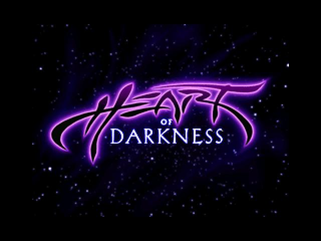 une photo d'écran de Heart of Darkness sur Sony Playstation