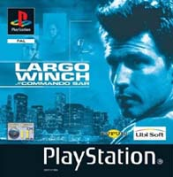 Photo de la boite de Largo Winch - Commando Sar