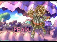 une photo d'écran de Legend of Mana sur Sony Playstation